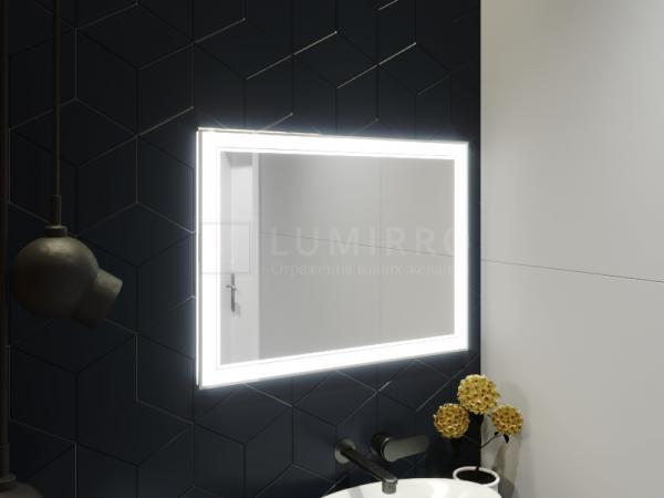 """Зеркало с подсветкой в ванную комнату """"Atessa"""""""