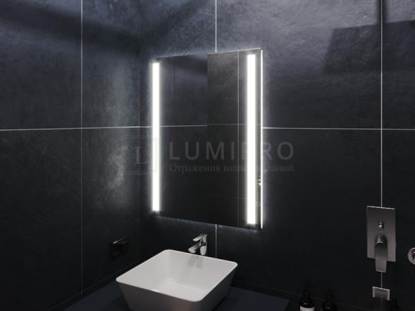 """Зеркало с подсветкой в ванную комнату """"Pimonte"""""""