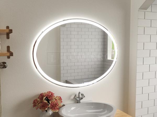 """Зеркало с подсветкой в ванную комнату """"Ardo"""""""
