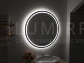 """Зеркало с подсветкой в ванную комнату """"Latera"""""""