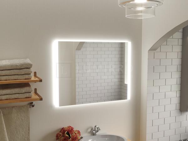 """Зеркало с подсветкой в ванную комнату """"Dante"""""""