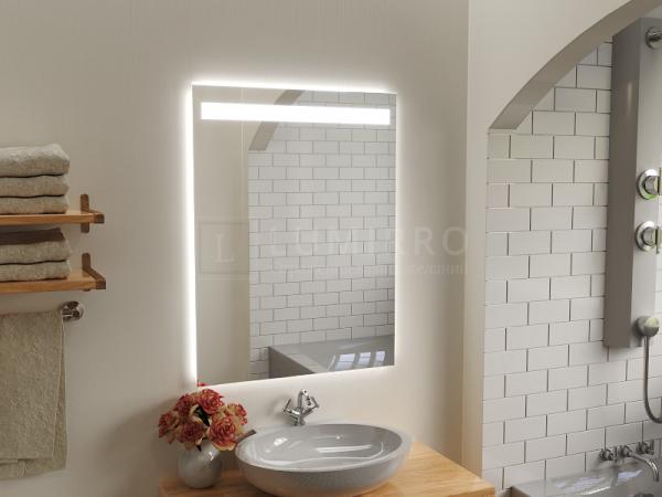 "Зеркало с подсветкой в ванную комнату ""Capacho"""