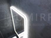 """Зеркало с подсветкой в ванную комнату """"Bel'vi"""""""