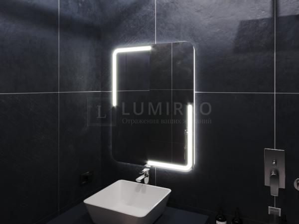 """Зеркало с подсветкой в ванную комнату """"Keramo"""""""