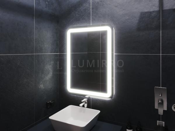 """Зеркало с подсветкой в ванную комнату """"Viano"""""""
