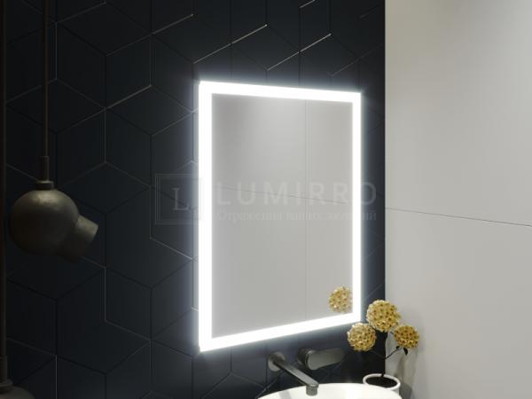 """Зеркало с подсветкой в ванную комнату """"Palazzo"""""""
