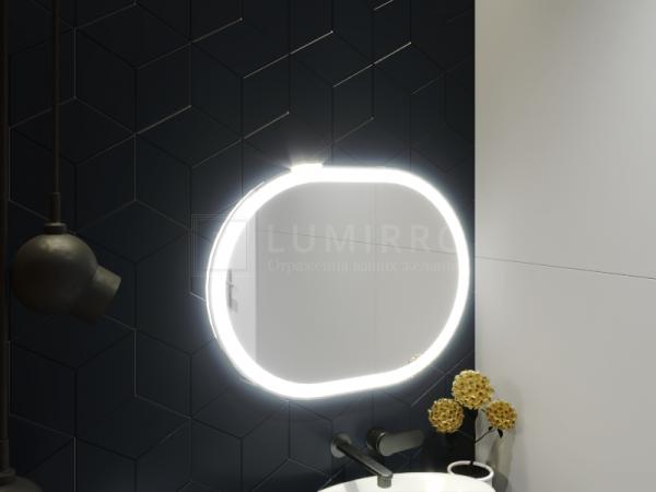 """Зеркало с подсветкой в ванную комнату """"Vezzano"""""""