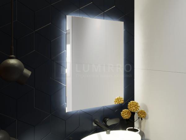 """Зеркало с подсветкой в ванную комнату """"Prime"""""""