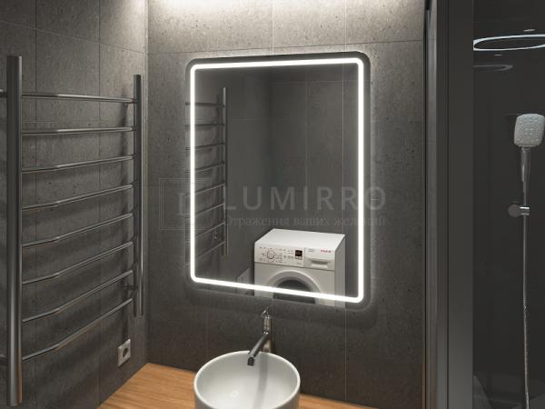 """Зеркало с подсветкой в ванную комнату """"Belladjo"""""""