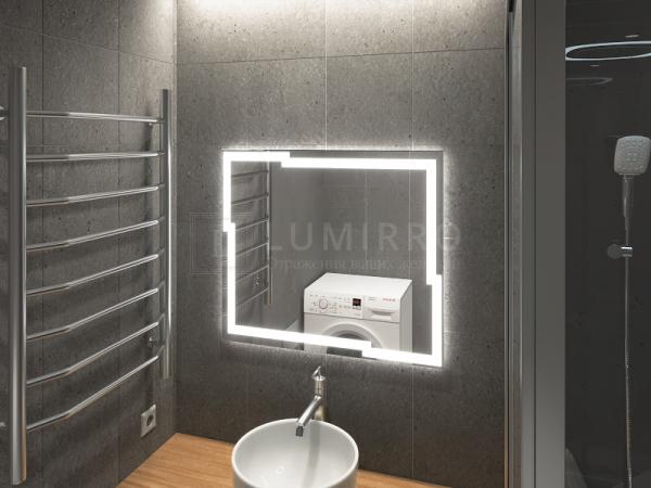 """Зеркало с подсветкой в ванную комнату """"Lavello"""""""
