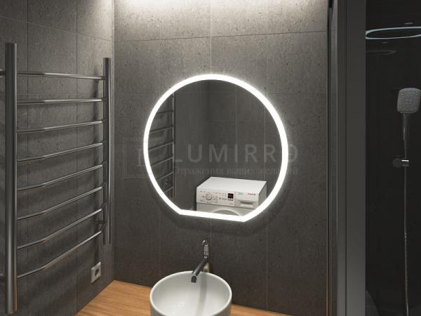 """Зеркало с подсветкой в ванную комнату """"Vivaro"""""""