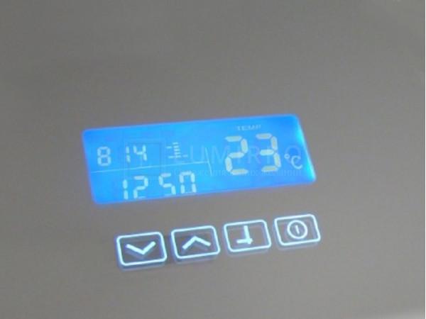 Часы с ЖК дисплеем