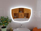 """Зеркало с подсветкой  в ванную комнату """"Asti"""""""