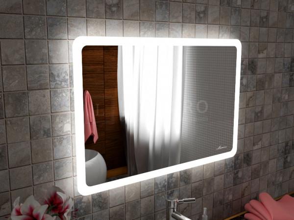"""Зеркало с подсветкой  в ванную комнату """"Catania"""""""