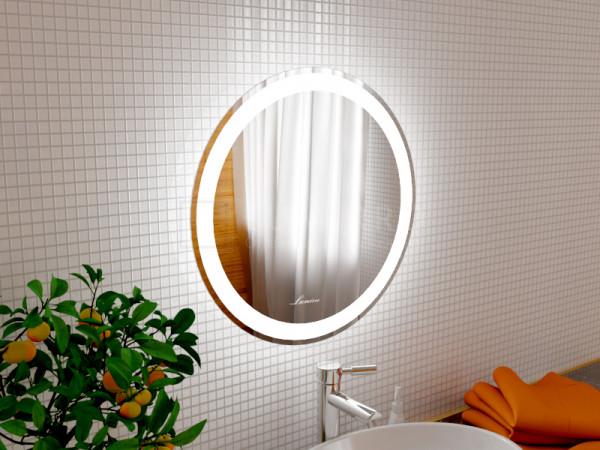 """Зеркало с подсветкой в ванную комнату """"Latina"""""""