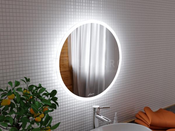 """Зеркало с подсветкой в ванную комнату """"Siena"""""""